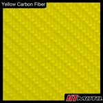 Yellow Carbon Fiber