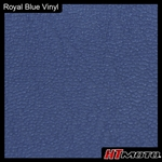 Royal Blue Vinyl