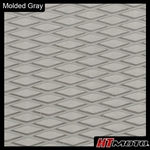 Molded Diamond Groove - Gray