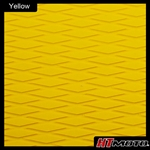 Cut Diamond Groove - Yellow